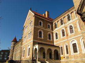 L'ancien couvent Saint-Gabriel