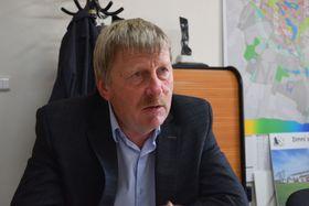 Alcalde de Telč, Roman Fabeš, foto: Ondřej Tomšů
