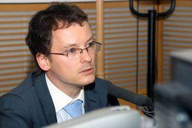 Vladimír Pikora, foto: Šárka Ševčíková, Český rozhlas