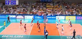 Olympia-Qualifikation gegen China (Foto: YouTube)