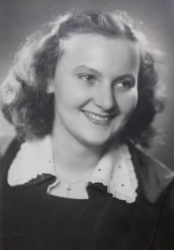 Květoslava Bartoňová, foto: archiv Post Bellum