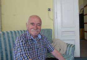 Ladislav Cvetkov, foto: Klára Stejskalová