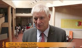 Prof. Ludwig Schultz (Foto: YouTube)