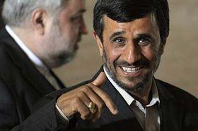 Mahmud Ahmadineyad, foto: CTK