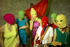 Pussy Riot, photo: Igor Muchin, CC-BY-SA 3.0