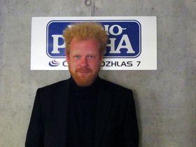 Tomáš Sedláček, photo: Kristýna Maková