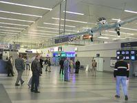 Hala ruzyňského letiště