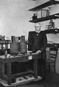 Henri Becquerel (Foto: Wikimedia Commons, Public Domain)