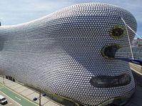 Le centre commercial Selfridges à Birmingham par Jan Kaplický