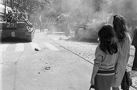 Août 1968, photo: CTK