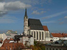 Костел св. Вита, Фото: Мартин Вавржик, открытый источник