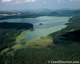 Le lac Mácha, photo: CzechTourism