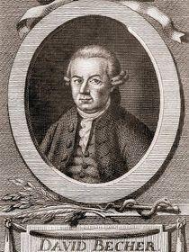 медик, основатель бальнеологии Давид Бехер