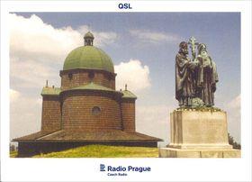 Часовня св. Кирилла и Мефодия, гора Радгошть, Фото: CzechTourism