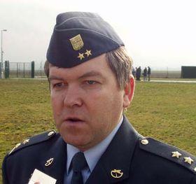 Podplukovník Jaroslav Kalkant, foto: Autor