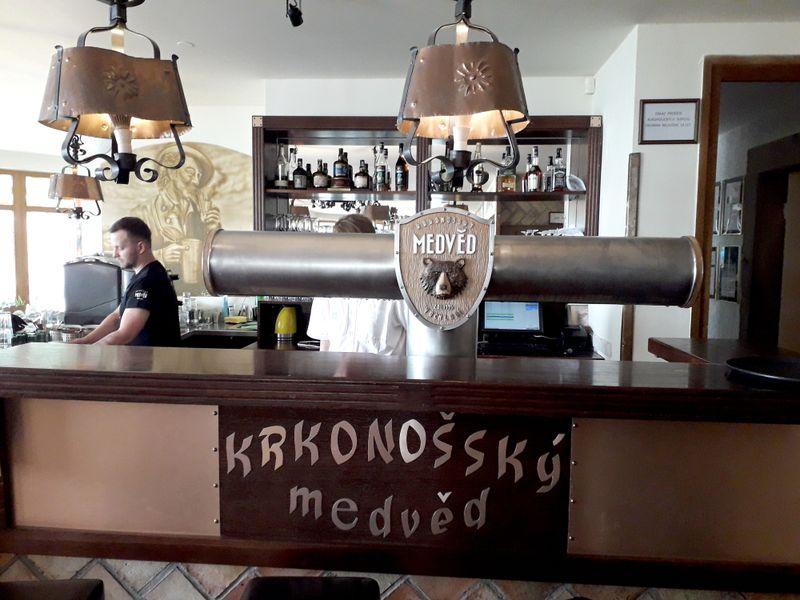 La brasserie de Krkonošský medvěd, photo: Guillaume Narguet