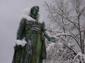 Socha J.W.Goetheho