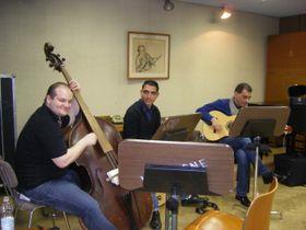 Репетиция спектакля «Цыганская рапсодия» (Фото: Лорета Вашкова, Чешское радио - Радио Прага)