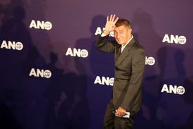 Победитель выборов Андрей Бабиш, Фото: ЧТК