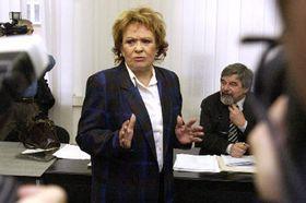 Йиржина Богдалова победила (Фото: ЧТК)