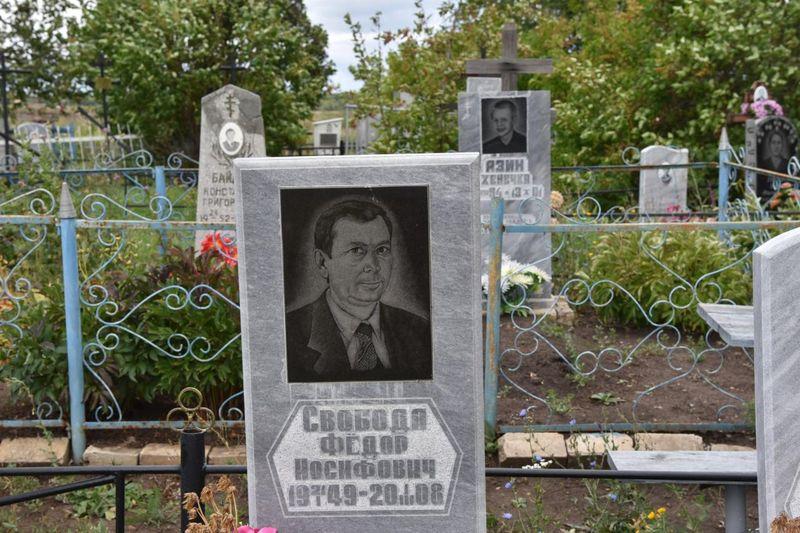 Místní hřbitov, foto: Tomáš Vlach, Český rozhlas