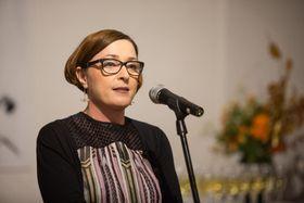 Marcela Linková, photo: Site officiel du projet Ženy v disentu