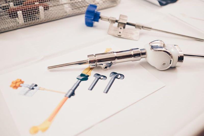Des attelles croissantes développés par la société Beznoska, photo: Archives de l'Association des fabricants et des fournisseurs de matériel médical (AVDZP)