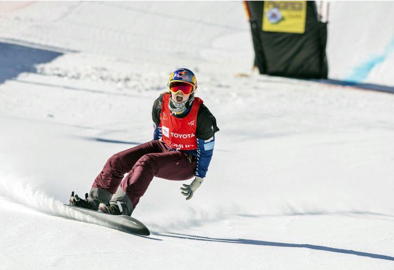 Eva Samková, photo: ČTK/AP/Tyler Tate