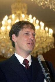 Новый премьер-министр Станислав Гросс (Фото: ЧТК)