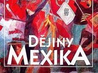 Historia de México, por Oldřich Kašpar