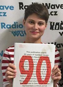 Petra Dočekalová, photo: Ivana Veselková