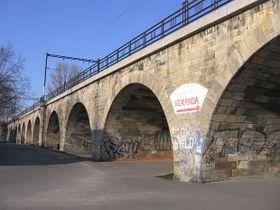 Negrelliho viadukt, foto: Foto: Jvs, CC 3.0