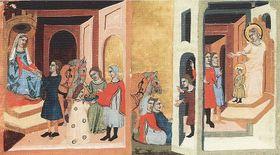 Drahomíra et Ludmila, La chronique de Dalimil