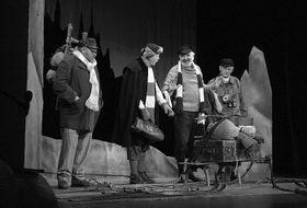 Foto: El Teatro de Jára Cimrman
