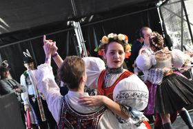 Danza típica checa, foto: Gobierno de la Ciudad de Buenos Aires