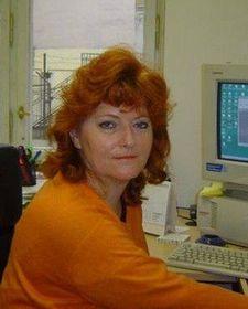 Lucie Sládková, foto: Organización Internacional para las Migraciones
