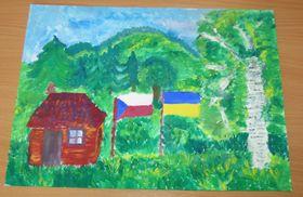 Детские рисунки, Фото: Архив Чешского совета Чешско-русского общества