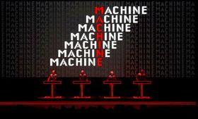 Foto: presentación oficial de Kraftwerk