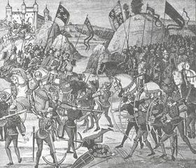 Schlacht bei Crécy-en-Ponthieu