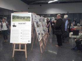 Ausstellung Verlorenes Gedächtnis (Foto: Markéta Kachlíková)