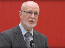 доктор исторических наук Эмил Ворачек, фото: YouTube TVSolidarita