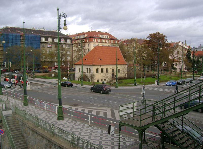 Пражская Витонь, фото: Jirka23, Wikimedia Commons, CC BY-SA 3.0
