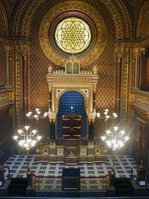 La Synagogue espagnole, photo: Archives de ČRo7