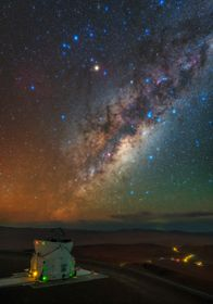 Фото: ESO/B. Tafreshi, Wikimedia Commons, CC BY 4.0