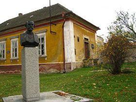 Monumento a Antonín Dvořák, Varhaníkovna