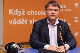 Patrik Eichler (Foto: Jana Přinosilová, Archiv des Tschechischen Rundfunks)