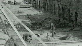 La construction du métro, photo: ČT24
