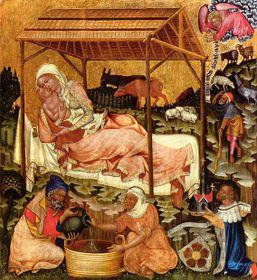 Maestro del Altar de Vyšší Brod: La vida de Jesucristo