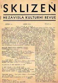 První číslo Sklizně, foto: ÚČL AV ČR