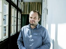 Michal Šmarda, foto: Michaela Danelová / ČRo